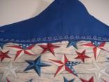 decorative stars on tablerunners