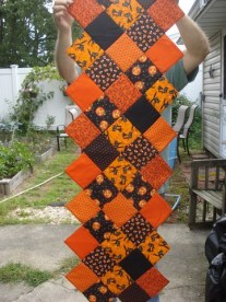 Halloween tablerunner (Copy)