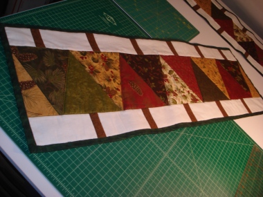 Christmas Tree Tablerunner