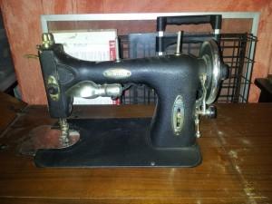Grandma's sewing machine
