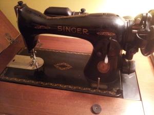 Model 15 Singer