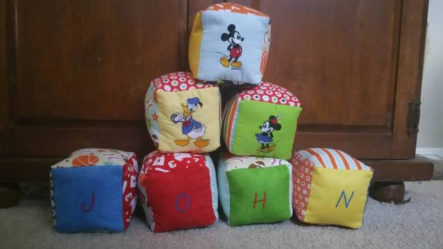 Stuffed Blocks for EJ